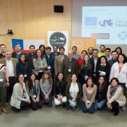 """Esteban is an invited speaker at the """"Nexos Chile-USA"""" Meeting at Drexel University College of Medicine"""